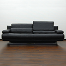 6500-226 2seater large sofa(RolfBenz)