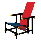 635 Red and Blue(Cassina)